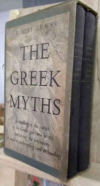 The Greek Myths (In Two Volumes)