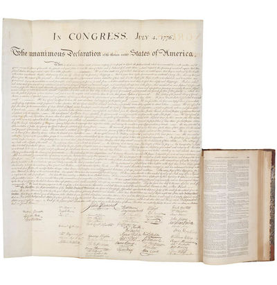Declaration of Independence. In...