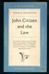 image of John Citizen and the Law