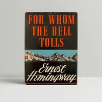 image of For Whom The Bell Tolls - a superb copy of the first US issue