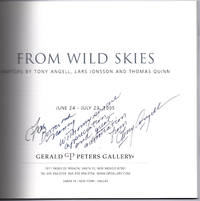 From Wild Skies: Raptors by Tony Angell, Lars Johnson, Thomas Quinn.