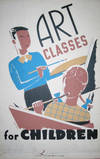 View Image 8 of 10 for Collection of WPA posters, mural studies, drawings and printed graphics Inventory #2020-2