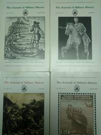 The Journal of Military History Vol 70 2006 Number 1 2 3 4 Complete by Bruce Vandervort [ed.]