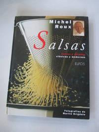 Salsas saladas y dulces con nuevas recetas