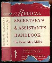 MEDICAL SECRETARY'S & ASSISTANT'S HANDBOOK