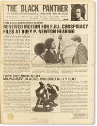 The Black Panther: Intercommunal News Service - Vol.XVII, No.30 (January 14, 1978)