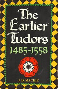image of The Earlier Tudors, 1485-1558 (Oxford History of England)