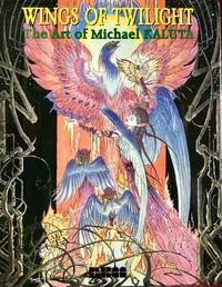 WINGS of TWILIGHT : The Art of Michael Kaluta (Signed & Numbered Ltd. Hardcover Edition)