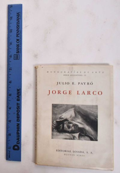 Buenos Aires: Editorial Losada, 1948. Softcover. VG- (overall wear and staining to white wraps, ligh...