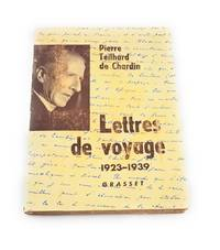 Lettres de Voyage, 1923-1939