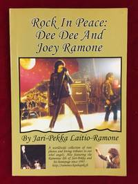 ROCK IN PEACE: Dee Dee and Joey Ramone by Laitio-Ramone, Jari-Pekka - 2004