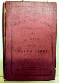 Essays from the London Times, Second Series