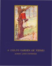 CHILD'S GARDEN OF VERSES by  ROBERT LOUIS STEVENSON - from Aleph-Bet Books, Inc. and Biblio.com