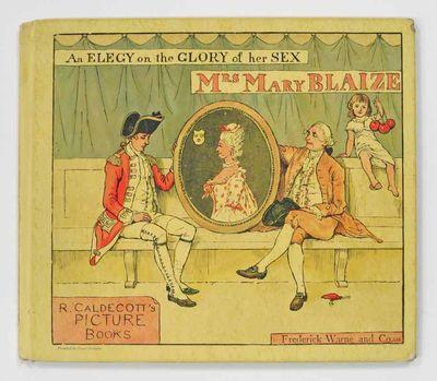 London: Frederick Warne & Co, (n. d.). Ca 1890s. Pictorial yellow glazed boards. Advert to rear boar...