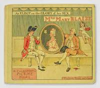 An ELEGY On The GLORY Of Her Sex.  MRS MARY BLAIZE.  Randolph Caldecott's Picture Books #15