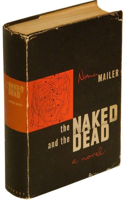 collectible copy of The Naked and the Dead