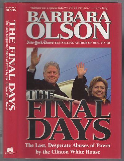 Washington, D.C.: Regnery, 2001. Hardcover. Fine/Near Fine. First edition. 240pp. Gift inscription, ...