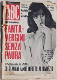 ABC ANNO VIII - N. 18 - MILANO 19 NOVEMBRE 1967