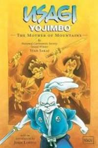 image of Usagi Yojimbo Volume 21: The Mother of Mountains (Usagi Yojimbo (Dark Horse)) (v. 21)