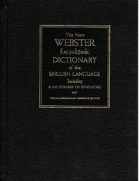 The New Webster Encyclopedic Dictionary of the English Language