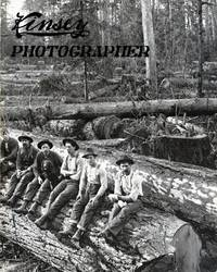 KINSEY PHOTOGRAPHER: A HALF CENTURY OF NEGATIVES.; Volume One: The Family Album and Other Early Work. Volume Two: The Magnificent Years. With contributions by Darius, Jr. and Dorothea. Produced by Dave Bohn and Rudolfo Petschek