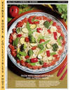 image of McCall's Cooking School Recipe Card: Vegetables 24 - Spaghetti Primavera  (Replacement McCall's Recipage or Recipe Card For 3-Ring Binders)