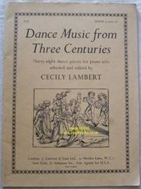 Dance Music from Three Centuries: Book 2. Thirty-Eight Dance Pieces for Piano Solo