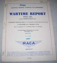 Operating Temperatures of a Sodium Cooled Exhaust Valve as Measured by a Thermocouple (NACA Wartime Report)