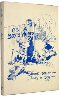 It's a Boy's World: Poems and Pictictures