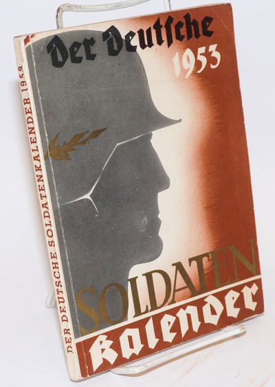 Munchen: Schild Verlag, 1953. 143p., illustrated wraps. First year of this annual publication for Ge...