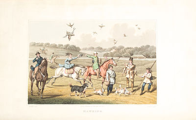 London: Thomas McLean ... Printed by W. Lewis, 1822. Folio. (19 x 12 inches). English and French tit...