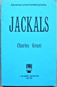 Jackals. Proof Copy