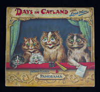 Days in Catland with Louis Wain Panorama
