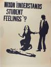 """Nixon """"Understands Student Feelings""""? (poster)"""