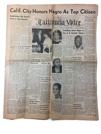 California Voice, Volume 39, Number 3 (Friday, Novermber 11, 1960)