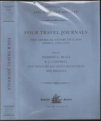 Four Travel Journals: The Americas, Antarctica and Africa, 1775-1874