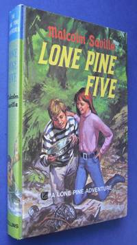 image of Lone Pine Five - AUTHOR SIGNED