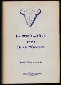 1959 Brand Book of the Denver Posse of The Westerners