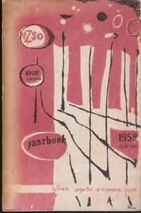 Lustrumjaarboek 1908-1958, NZSO, 10e lustrum
