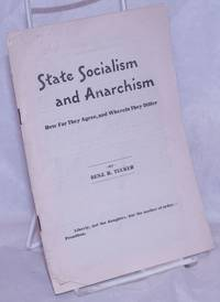image of State socialism and anarchism; how far they agree, and wherein they differ