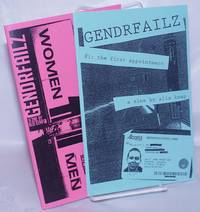 image of Gendrfailz: a zine [aka Genderfailz] #1: the First appointment & #2: Call outs & clever titles [first two issues]