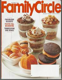 FAMILY CIRCLE MAGAZINE NOVEMBER 2013 by Family Circle - 2013 - from Gibson's Books (SKU: 76490)