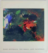 image of Hans Hofmann: The Small Late Paintings