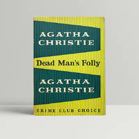 image of Dead Man's Folly - a very nice copy