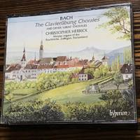 Christopher Herrick / Bach: The Clavierubung Chorales and other 'Great' Chorales (2-CD Set)