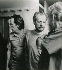 Another Day in Paradise (Original photograph of Larry Clark and James Woods on the set of the 1998 film)