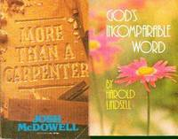 God's Incomparable Word / More Than A Carpenter
