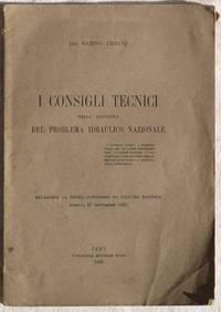 I COSIGLI TECNICI NELLA SOLUZIONE DEL PROBLEMA IDRAULICO NAZIONALE