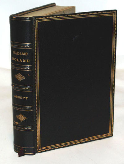 New York: Harper & Brothers, 1901. Reprint. Near fine in full, dark blue leather covered boards with...