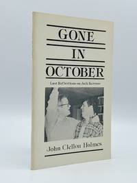 Gone in October. Last Reflections on Jack Kerouac